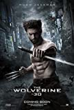THE WOLVERINE MOVIE POSTER PRINT APPROX SIZE 12X8 INCHES by
