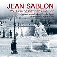 Vous Qui Passez Sans Me Voir by Jean Sablon