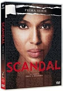 Scandal Starter Bundle Season 1 and Season 2
