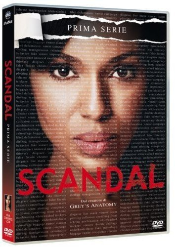 Scandal Starter Bundle (Season 1 and Season 2)