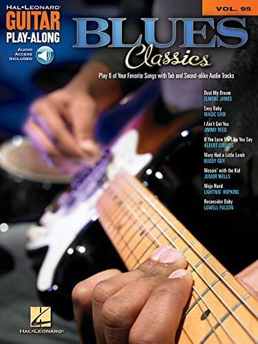 Blues Classics Guitar Play Along Volume 95 product image