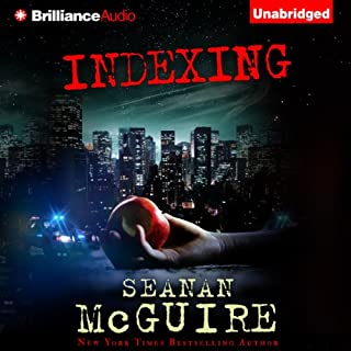 Indexing                   By:                                                                                                                                 Seanan McGuire                               Narrated by:                                                                                                                                 Mary Robinette Kowal                      Length: 12 hrs and 4 mins     73 ratings     Overall 4.4