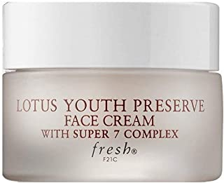 Fresh Lotus Youth Preserve Face Cream Mini 0.24 oz