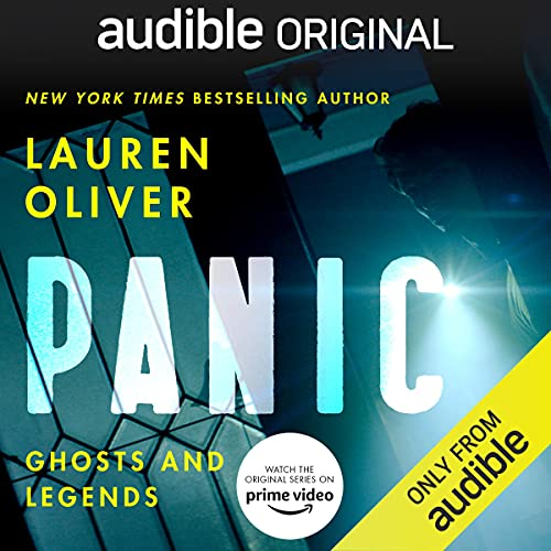 Panic: Ghosts and Legends cover art