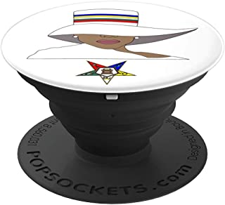 Masonic Store: OES Order of the Eastern Star Labor Day Gift PopSockets Grip and Stand for Phones and Tablets