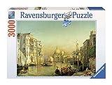 Ravensburger - Canal Grande, Venecia, Puzzle de 3000 Piezas (17035 7)