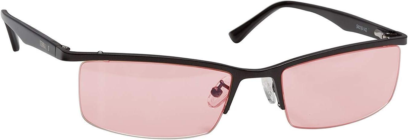 Terramed Eagle Unisex Migraine Glasses Max 76% OFFicial mail order OFF or Women G Men -
