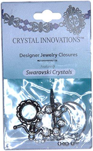 Swarovski Crystal Innovations 7 Stone Clear/AB Bracelet Kit (2)