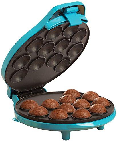 BELLA 13547 Cake Pop & Donut Hole Maker, Turquoise