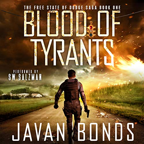Blood of Tyrants  By  cover art