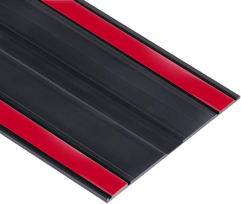 San Jose Mall Papillon Adhesive Gorgeous Universal Rubber Truck Tailgate Gap Bed Cover