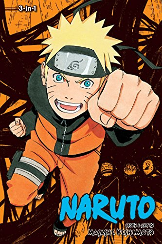 Naruto (3-in-1 Edition), Vol. 13