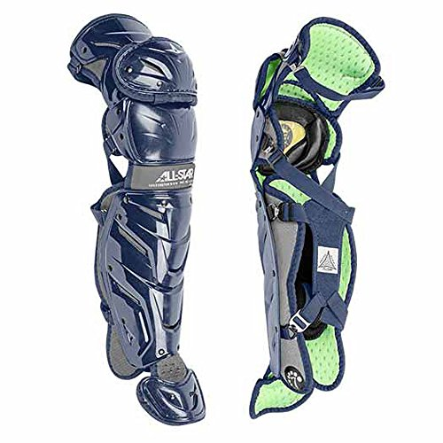 All-Star LG912S7XNA S7 Axis/Leg Guards/Ages 9-12 NA