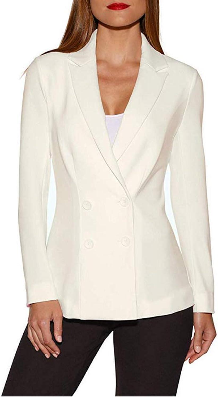 TOPG Women Business Suits Double Breasted 2 Piece Suit Office Ladies Work Suit Wedding Suit