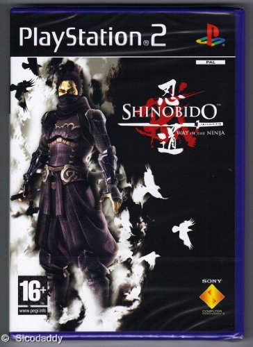 Shinobido: Way of the Ninja (PS2) [Importación Inglesa]