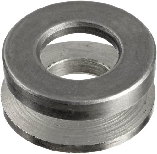303 Stainless Steel Spherical Washer, Male & Female Assembly, 1/4
