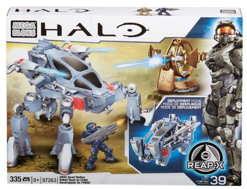Mega Bloks Halo - UNSC Quad Walker