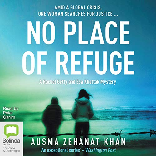 No Place of Refuge audiobook cover art