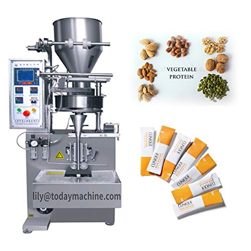 Buy Automatic Three-Side Sealing Tea Seed Coffee Medicine Powder Packaging Machine Granule Filling M...
