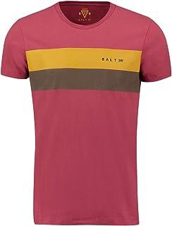 Camiseta Faixa Mostarda (M)