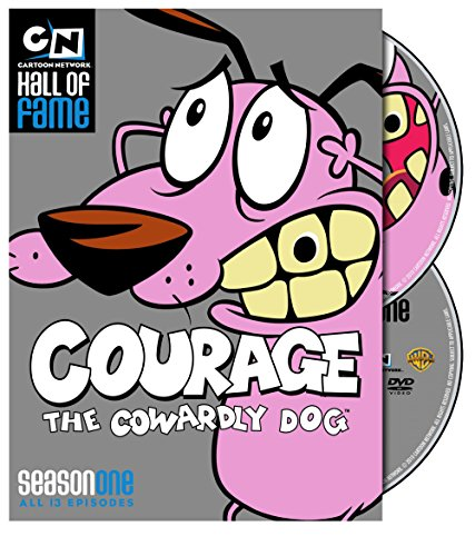 Courage the Cowardly Dog: Season 1 (Cartoon Network Hall of Fame)
