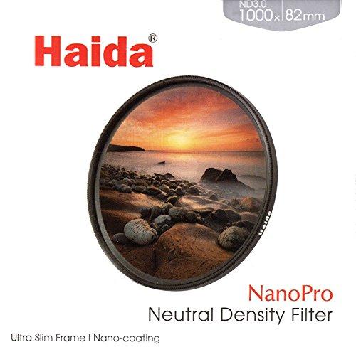 Haida Ultra Slim nanopro MC ND 3.0 (1000x) - 82mm