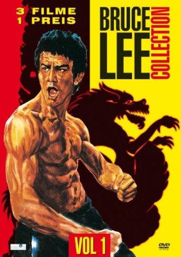 Bruce Lee Collection, Vol. 1 [3 DVDs]