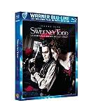 Sweeney Todd, le diabolique barbier de Fleet Street [Francia] [Blu-ray]