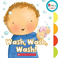 Wash, Wash, Wash! (Rookie Toddler)
