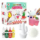 DOODLE HOG Arts and Crafts Gifts for Girls. DIY Alpaca Paint Your Own Squishies Kit. Top Kids Craft Toy for Ages 8 9 10 11 12 Year Old. Includes Slow Rise Squishies and Fabric Paint