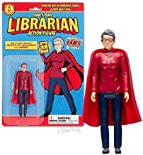 Best librarian action figure Reviews