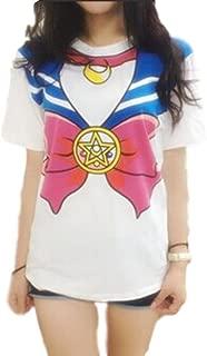 sailor mars t shirt