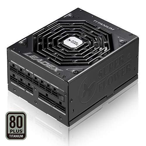 Super Flower Leadex 80Plus Titanium Netzteil–750Watt