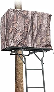 two man deer stand cover