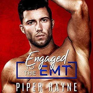 Engaged to the EMT audiobook cover art