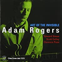 Art of the Invisible by Adam Rogers (2002-07-27)