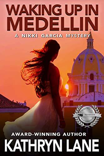 Waking Up In Medellin by Kathryn Lane ebook deal