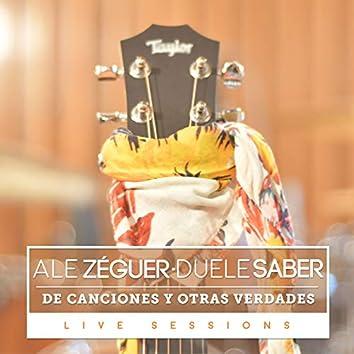 Duele Saber (De Canciones y Otras Verdades) [Live Sessions]