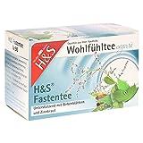 H&S Wohlfühltee Fastentee Filterbeutel 20 St