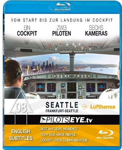 PilotsEYE.tv | SEATTLE | A330 | LUFTHANSA |