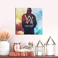 アートパネルアラン-ウォーカー (2) モダンポスター フレームレス インテリア 絵画 壁掛け 部屋飾りおしゃれ 装飾 印刷絵画 額縁なし 壁紙 ポスター モダン