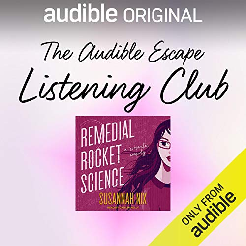 The Audible Escape Listening Club audiobook cover art