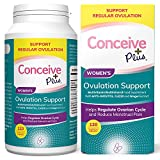 Conceive Plus Women's Ovulation Support 120 cápsulas
