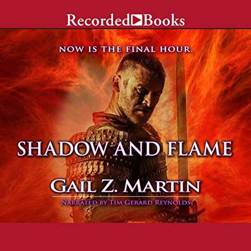 Shadow and Flame cover art