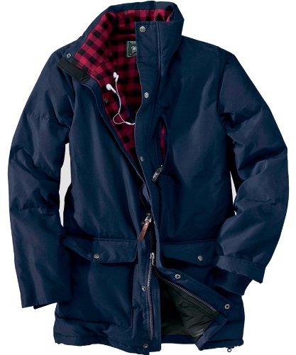 Woolrich Men's Langhorn Jacket, Deep Navy, XX-Large