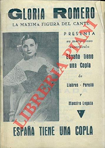 Gloria Romero - Emilio el Moro - Tomas de Antequera - Camilin.