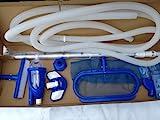 Bodensauger, Poolreiniger, komplettes Set, für Intex, Bestway, Standartpools mit 32 mm Schlauch Anschluss