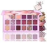 Jooayou 18 Colori Pink Violet Professionale Palette Ombretti