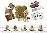 Juguetes Famosa-Cápsulas mágicas Edición Bronce-Incluye Personaje y 7 Pistas Reveladoras, 5 Modelos para Coleccionar, Envío Aleatorio (Famosa 700016440)