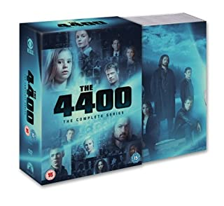 The 4400 Complete Collection: Series 1-4 [DVD] (B001COCOB6) | Amazon price tracker / tracking, Amazon price history charts, Amazon price watches, Amazon price drop alerts